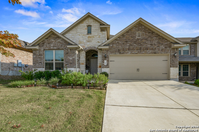 Cibolo Single Family Home For Sale: 720 Laserra