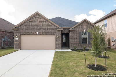 Comal County Single Family Home New: 656 Knoll Brook