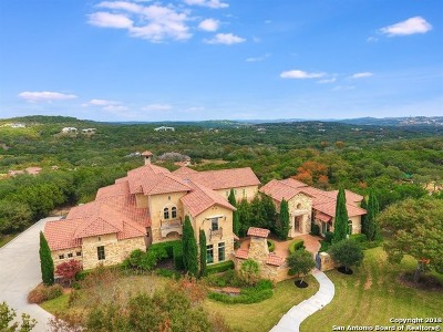 Boerne Single Family Home New: 24818 Caliza Terrace
