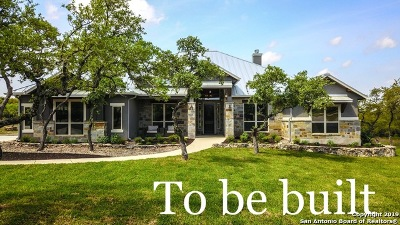 New Braunfels Single Family Home New: 1322 Vintage Way