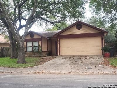 San Antonio Single Family Home New: 9314 Valley Way Dr