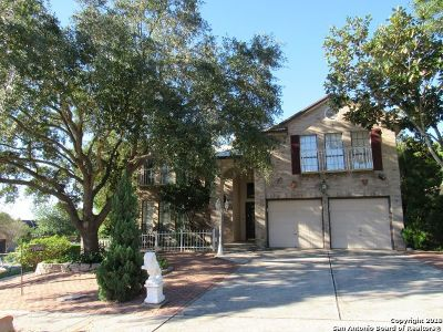Live Oak Single Family Home For Sale: 11301 Forest Gleam