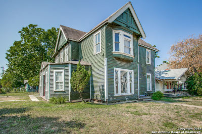 San Antonio Single Family Home New: 630 E Carson St
