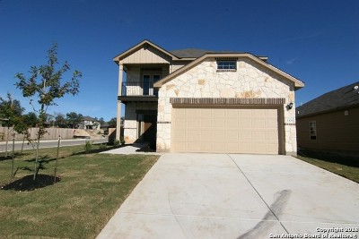 Single Family Home New: 1306 Begonia Bluff