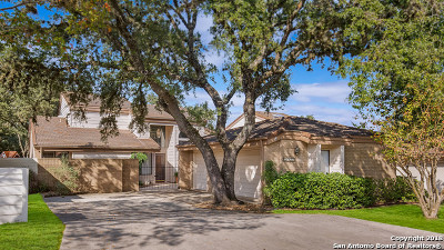 Fair Oaks Ranch Single Family Home New: 29535 Terra Vista
