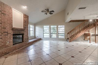 San Antonio Single Family Home Back on Market: 4939 Timber Wind