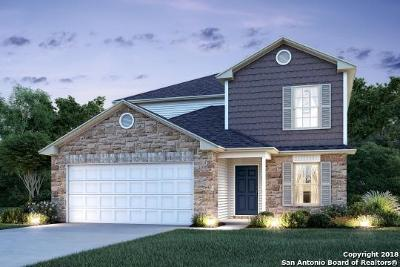 New Braunfels Single Family Home New: 553 Long Leaf