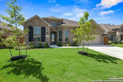 San Antonio Single Family Home New: 12018 White River Dr