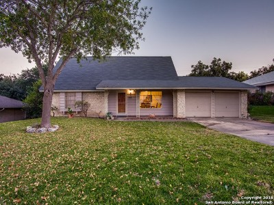 San Antonio Single Family Home New: 114 Dartmoor St