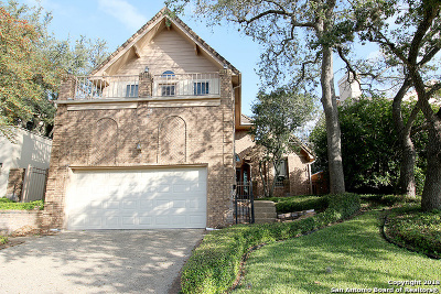 San Antonio Single Family Home New: 19110 W Birdsong