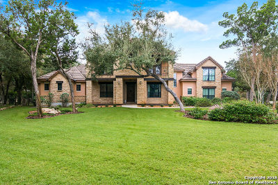 New Braunfels Single Family Home Active Option: 26735 Rockwall Pkwy