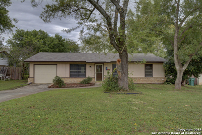 Live Oak Single Family Home Active Option: 7505 Mountain Oak Trail