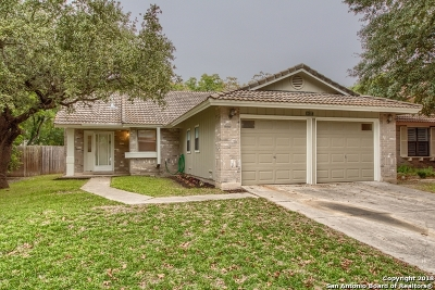 Single Family Home Active Option: 4455 Brushy Hill