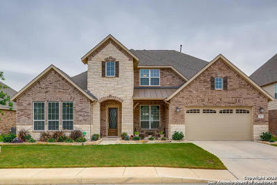 San Antonio Single Family Home New: 12422 Maurer Ranch