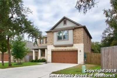 San Marcos Single Family Home New: 309 Sky Springs Pass
