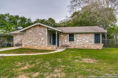 San Antonio Single Family Home New: 4707 Casa Espana St
