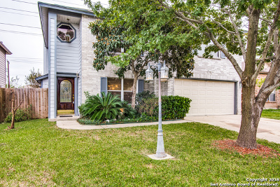 Bexar County Single Family Home Active Option: 502 Tres Caminos