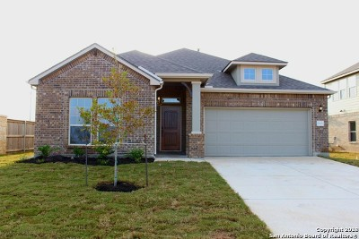 Schertz Single Family Home New: 5001 Arrow Ridge