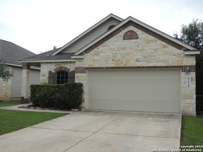 Single Family Home Back on Market: 9638 Nueces Canyon