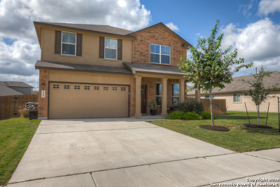 Comal County Single Family Home New: 315 Escarpment Oak