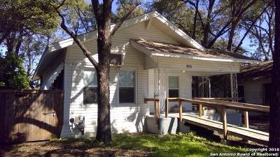 San Antonio Single Family Home New: 255 Taft Blvd