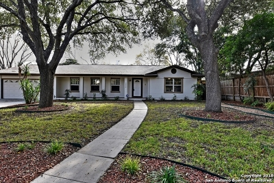 Bexar County Single Family Home New: 3006 Albin Dr