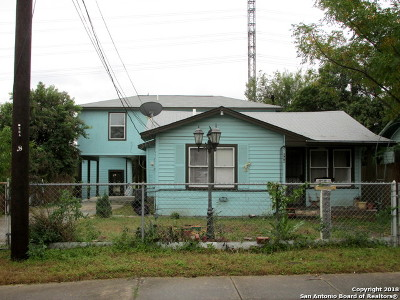 San Antonio Single Family Home New: 506 Rotary