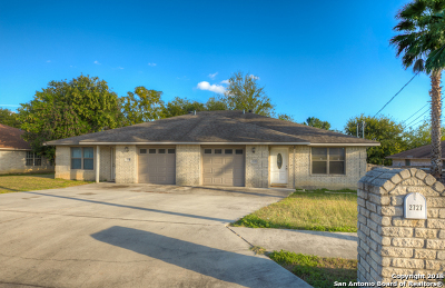 Comal County Multi Family Home New: 2725 Heynis S