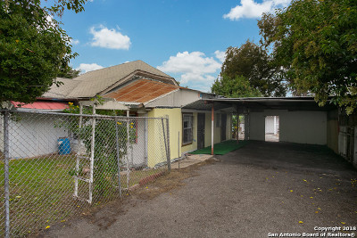 San Antonio Single Family Home New: 2223 McKinley Ave