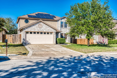 San Antonio Single Family Home New: 17166 Irongate Rail
