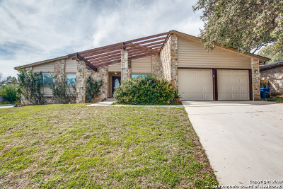San Antonio Single Family Home New: 8402 Windline St
