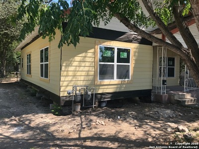 San Antonio Single Family Home New: 125 Hedges St
