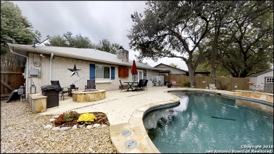 San Antonio Single Family Home New: 14219 Ridge Dale Dr