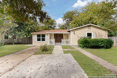San Antonio Single Family Home New: 243 Brees Blvd