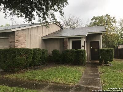 San Antonio Single Family Home New: 9474 Lands Point St
