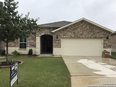 San Antonio Single Family Home Active Option: 12318 Buffalo River