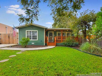 San Antonio Single Family Home New: 910 W Rosewood Ave