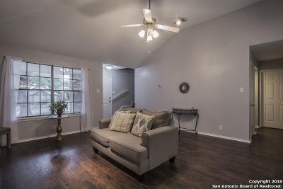 San Antonio Single Family Home New: 6110 Broadmeadow