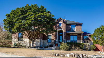 San Antonio Single Family Home New: 2815 Roan Creek