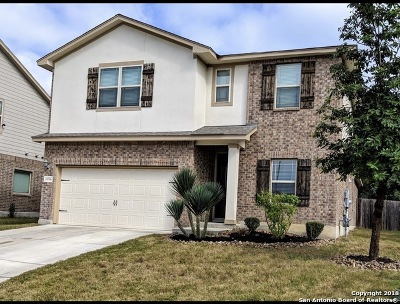 San Antonio TX Single Family Home New: $305,997