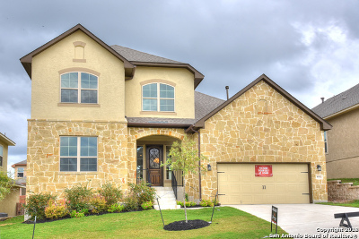 San Antonio TX Single Family Home New: $358,006