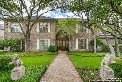 San Antonio Single Family Home New: 5 Camden Oaks