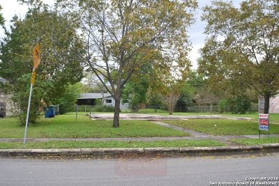 San Antonio Residential Lots & Land New: 7234 Westshire Dr