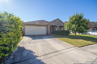 Cibolo Single Family Home New: 109 Rhew Pl