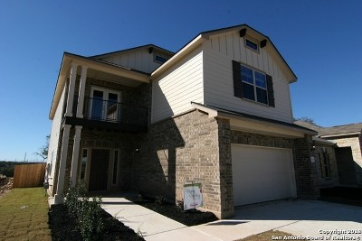Single Family Home New: 1215 Begonia Bluff