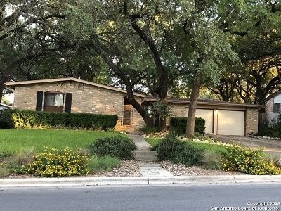 Universal City Single Family Home New: 1307 Cibolo Trail