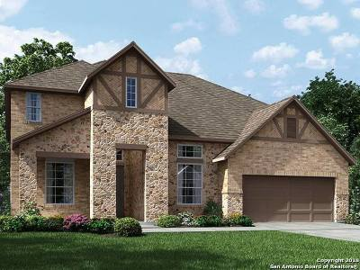 San Antonio Single Family Home New: 27814 Recanto