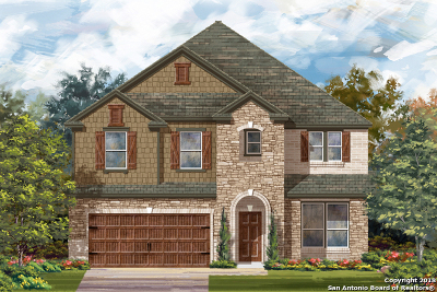 Cibolo Single Family Home Active Option: 424 Landmark Stone