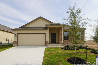 Converse Single Family Home New: 10559 Pablo Way