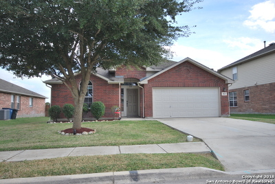New Braunfels Single Family Home New: 1823 Thrasher Trail